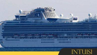 Photo of Ribuan Orang Terjebak di Kapal Pesiar setelah Ditemukan 10 Penumpang Positif Corona