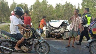 Photo of Kronologis Kecelakaan Maut Keluarga Ahyana Aulia, Ketua DPC Srikandi PP Samarinda