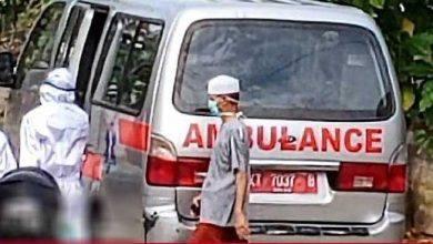 Photo of Pasien yang Mengamuk di RSUD Abdul Wahab Sjahranie Dipastikan Positif Covid-19