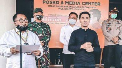 Photo of Wali Kota Balikpapan Minta Rombongan Gowa yang Negatif Rapid Test Lagi Sabtu Ini