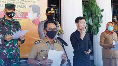 Photo of Sisa 14 Kasus Bulan Lalu, Pasien Positif Covid-19 Balikpapan Naik Lagi Jadi 60