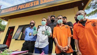 Photo of Keluar Penjara untuk Ketiga Kali, Pemuda Samarinda Kumat Mencuri Bermodal Sajam