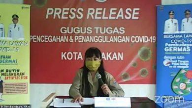 Photo of Bertambah Lagi Petugas Kesehatan di Tarakan Terkonfirmasi Positif Covid-19