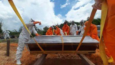 Photo of Ganasnya Covid-19 Menghantam Kaltim, 24 Kasus Kematian Sepanjang Juli