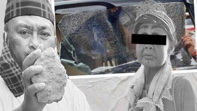 Photo of Kembali Bikin Onar, Lemparan Batu Susan Nyaris Bikin Ketua MUI Terbunuh