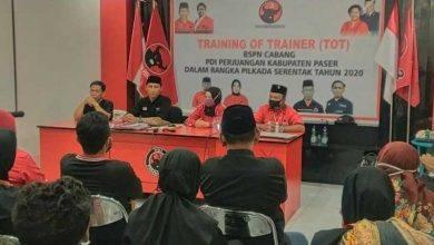 Photo of BSPN PDIP Kaltim Kerahkan Personel Kawal Suara Sulaiman-Ikhwan di Pilkada Paser