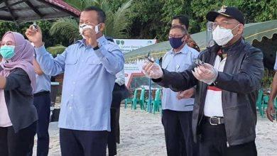 Photo of Bupati Berau dan Menteri KKP Sama-Sama dari Maratua sebelum Terkonfirmasi Positif Covid-19