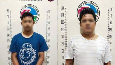 Photo of Tak Kapok Dipenjara 5 Tahun, Dua Sekawan di Samarinda Kembali Tertangkap Edarkan Sabu