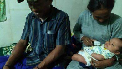 Photo of Kisah Sedih Pasangan Muda dengan Bayi 1 Bulan di Samarinda yang Tinggal Dalam Gerobak