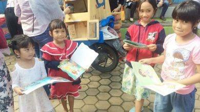 Photo of Perpustakaan Jalanan Samarinda, Niat Mulia Meningkatkan Minat Baca