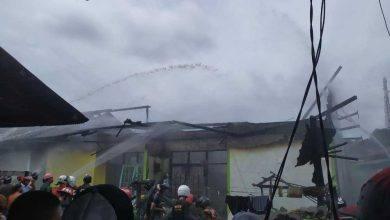 Photo of Tiga Kebakaran dalam Sehari di Samarinda, 70 Orang Kehilangan Tempat Tinggal