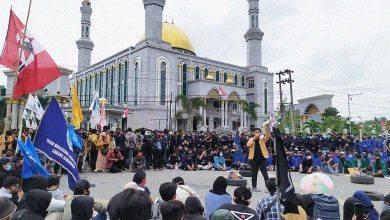 Photo of 800 Personel TNI/Polri Amankan Unjuk Rasa Penolakan Omnibus Law di Samarinda