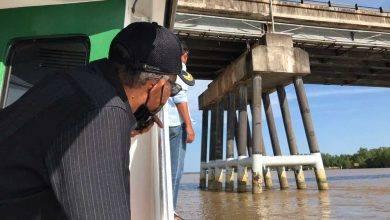 Photo of Jembatan Dondang Ditabrak, Dishub Kaltim Minta Proses Hukum dan Tanggung Jawab