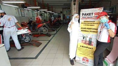 Photo of Paket Servis Injektor Prima Cukup Bayar Rp50 Ribu, Segera ke AHASS Terdekat