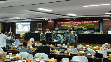 Photo of DPRD dan Pemprov Sepakati KUA-PPAS APBD Kaltim 2021 Sebesar Rp11,61 Triliun