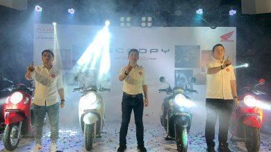 Photo of Virtual Launching, All New Honda Scoopy Mengaspal di Kaltim