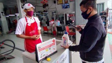 Photo of Tutup Botol AHM Oil Dilengkapi QR Code, Mudahkan Konsumen Pastikan Keaslian
