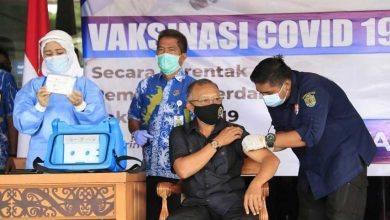 Photo of Cerita Muhammad Samsun setelah Jadi yang Paling Pertama Disuntik Vaksin Covid-19 di Kaltim