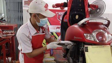 Photo of Bengkel Resmi Sepeda Motor Honda Kini Buka hingga 18.00 Wita