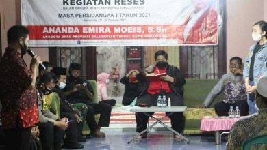Photo of Ananda Emira Moeis Kembali Serap Aspirasi di Samarinda Utara