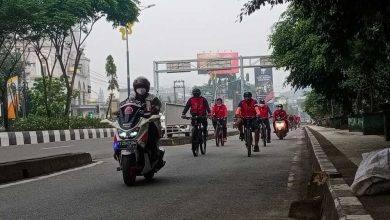 Photo of Gowes Banteng di Samarinda, Bupati Kutai Kartanegara Ikut Jajal Trek 5 Kilometer