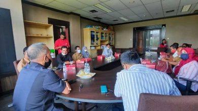 Photo of Temui Muhammad Samsun, Enam Kepala Desa di Kukar Paparkan Progres Pembangunan