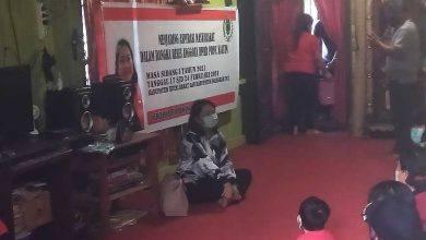 Photo of Veridiana Huraq Wang Perjuangkan Pembangunan Gereja di Kutai Barat