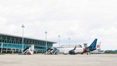 Photo of Tiga Check Point di Bandara APT Pranoto untuk Cegah Penumpang Mudik