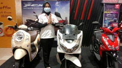 Photo of Honda Weekend Exhibition di Samarinda, Tampilkan All New Honda PCX