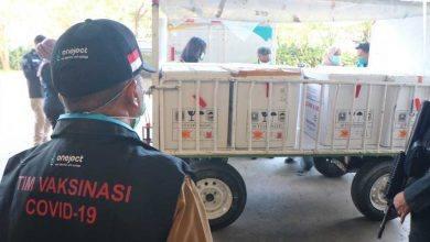 Photo of Vaksinasi Covid-19 Dosis Pertama di Kaltim Telah Lampaui Target