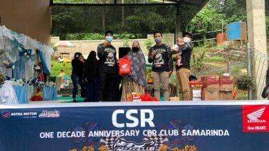Photo of CBR CCI Samarinda Rayakan Satu Dekade dengan Bakti Sosial