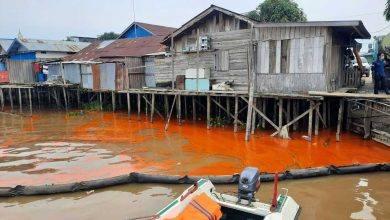 Photo of DLH Kaltim Hati-Hati Tangani Kasus Tumpahan CPO di Sungai Mahakam