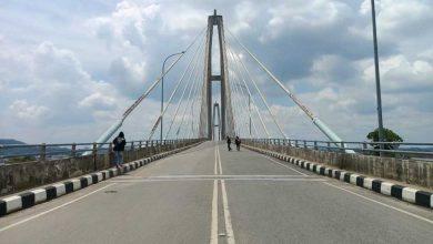 Photo of Jembatan Mahkota II Dibuka Lagi dan Dinamai Achmad Amins