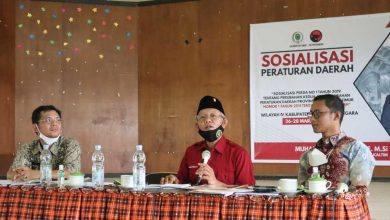 Photo of Muhammad Samsun Ingatkan Warga Bayar Pajak, Awasi Pembangunannya