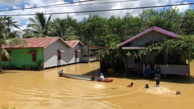 Photo of Kronologis Banjir Besar yang Menggenang 15 Kampung di Berau