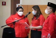 Photo of Bawa Pesan Ketum Megawati, Ananda Hadiri Rakercab PDIP se-Kaltim