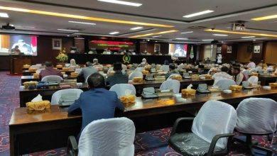Photo of Rusman Yaqub Laporkan Hasil Evaluasi LKPj Gubernur Kaltim 2020