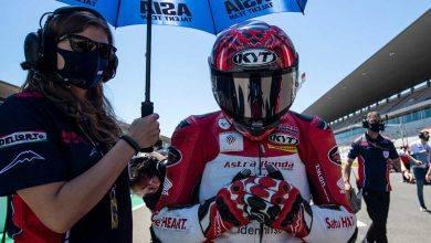 Photo of Jelang CEV Moto3 Aragon 2021, Mario Suryo Aji Berikan yang Terbaik