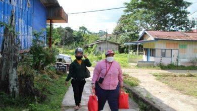 """Photo of Ananda Emira Moeis Motori Gerakan """"Gotongroyongyuk"""" di Kaltim"""