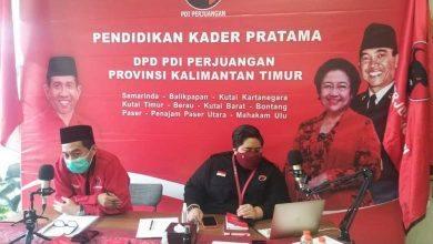 Photo of Pendidikan Kader Pratama PDI Perjuangan Kaltim Kedepankan Pancasila