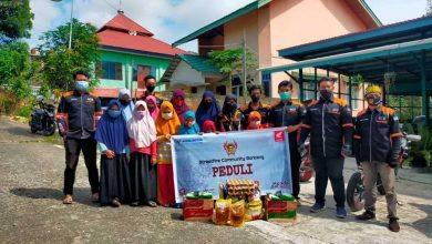 Photo of Komunitas SC Bontang Berbagi di Tengah Pandemi