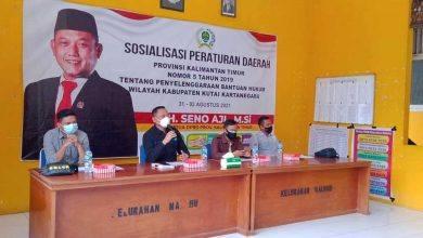 Photo of Seno Aji Sosialisasikan Bantuan Hukum Gratis untuk Rakyat Miskin Kaltim